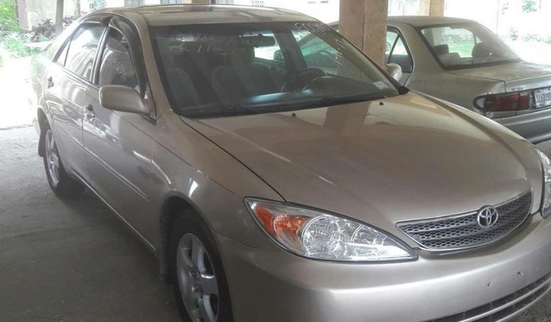 SOLD!!! 2004 TOYOTA CAMRY SPORT EDITION ON GROUND full