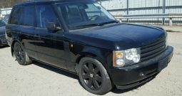 2004 LAND ROVER RANGE ROVE for sale on pre-order US to Lagos. call: 08033720954