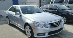 MERCEDES-BENZ E350 For Sale on Pre Order US to Lagos