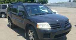 2004 MITSUBISHI ENDEAVOR X for sale on pre-order US to Lagos @ 1.7m. call: 08033720954