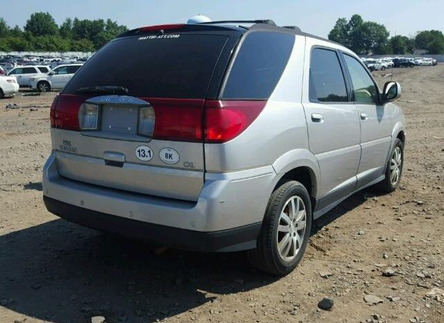 2006 BUICK RENDEZVOUS for sale on pre-order US to Lagos @1.4m Call:8033720954 full