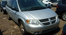 2007 DODGE GRAND CARA for sale on pre-order US to Lagos.@1.7m call: 08033720954