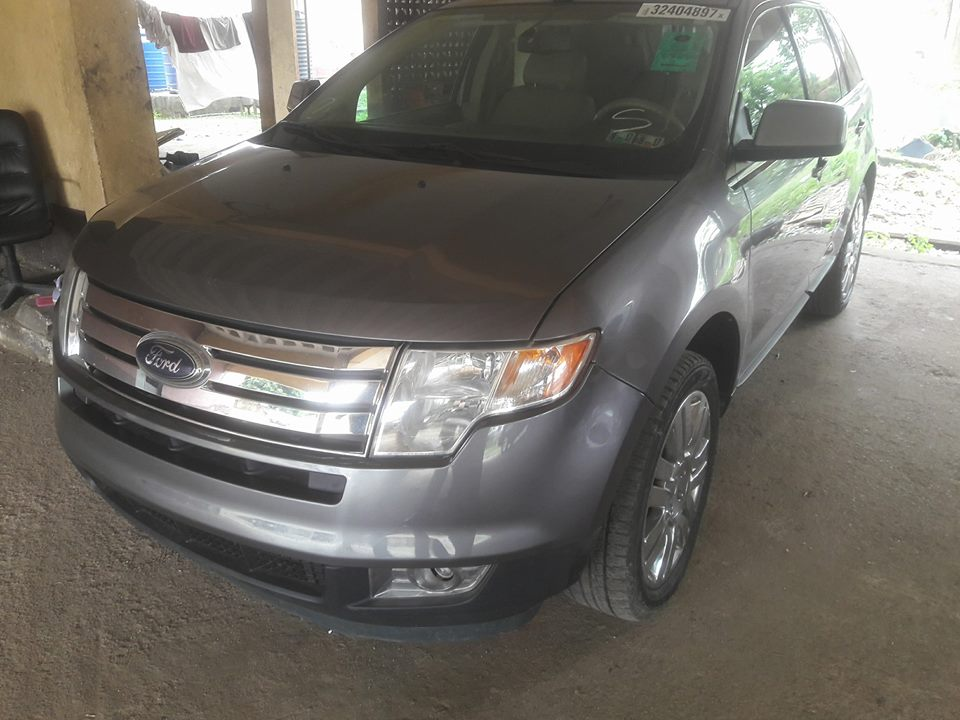 toks 2010 ford edge limited for sale on ground ask 08033720954 just auto home. Black Bedroom Furniture Sets. Home Design Ideas
