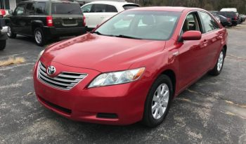 2007 TOYOTA CAMRY LE PRE ORDER ONLY full