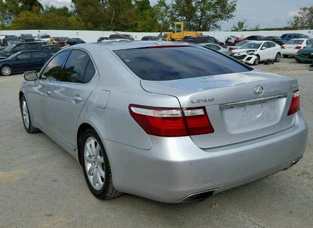 2007 LEXUS ES460 on Pre Order Us to Lagos @3.450m  08033720954 full