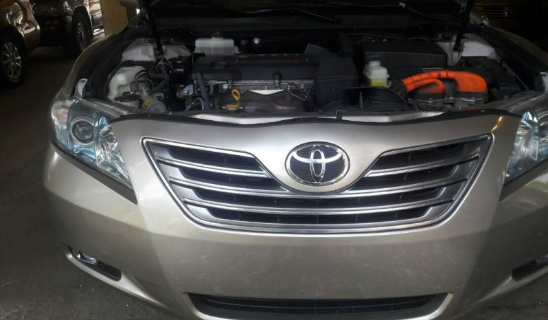 Tokunbo 2008 Toyota Camry Hybrid Edition on Ground @3m Asking. Call:08033720954 full