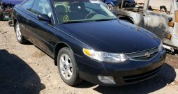 2000 TOYOTA CAMRY SOLARA SE On Pre Order US to Lagos @900k Call:08033720954