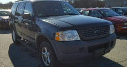 2004 FORD EXPLORER XLS On Pre Order US to Lagos @