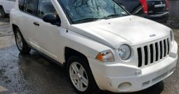2007 JEEP COMPASS On Pre Order US to Lagos @
