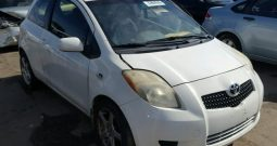 2007 TOYOTA YARIS On Pre Order US to Lagos @
