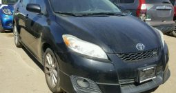 2010 TOYOTA COROLLA MATRIX XRS On Pre Order US to Lagos @ 2.550m