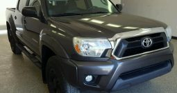 2013 TOYOTA TACOMA DOUBLE CAB PRERUNNER On Pre Order US to Lagos @ 8.5m