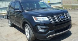 2016 FORD EXPLORER XLT On Pre Order US to Lagos @
