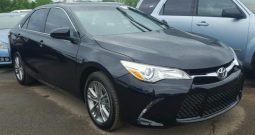 2017 TOYOTA CAMRY LE On Pre Order US to Lagos @ 8m