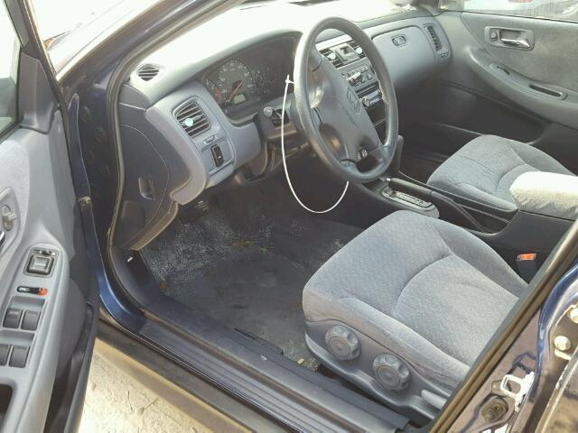 2002 HONDA ACCORD LX On Pre Order US To Lagos @ Full
