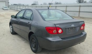 2007 TOYOTA COROLLA CE On Pre Order US to Lagos @1.7m Call:08033720954 full