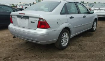 2005 FORD FOCUS ZX4 On Pre Order US to Lagos @ full