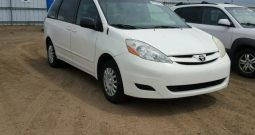 2006 TOYOTA SIENNA CE On Pre Order US to Lagos @1.950m Call:08033720954