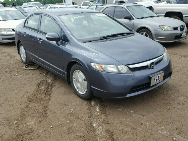 2008 Honda Civic Hybrid On Pre Order Us To Lagos Full