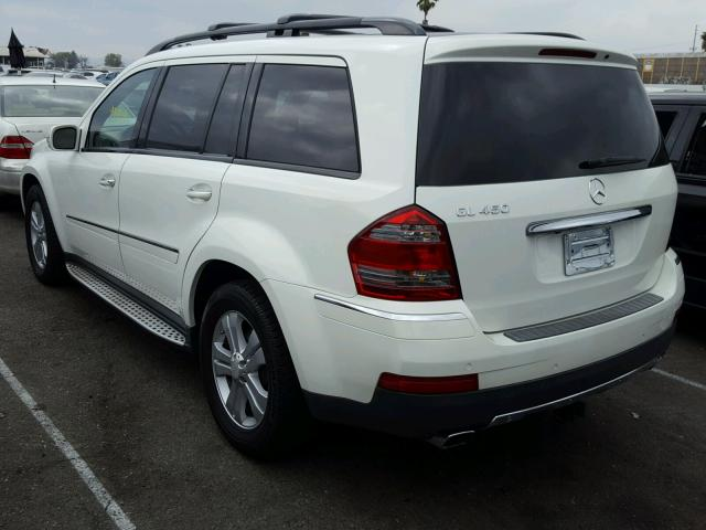 2008 MERCEDES-BENZ GL 450 4MATIC On Pre Order US to Lagos ...