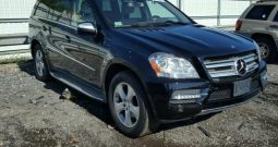 2010 MERCEDES-BENZ GL 450 4MATIC On Pre Order US to Lagos @