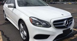 2014 MERCEDES-BENZ E 350 4MATIC On Pre Order US to Lagos @