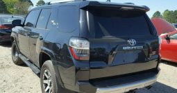 2017 TOYOTA 4RUNNER SR5 On Pre Order US to Lagos @15m Call:08033720954