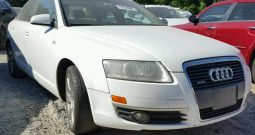 2007 AUDI A6 3.2 QUATTRO On Pre Order US to Lagos @2.2m Call:08033720954