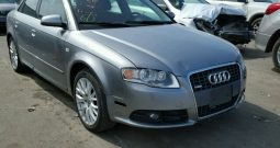 2008 AUDI A4 2.0T QUATTRO On Pre Order US to Lagos @