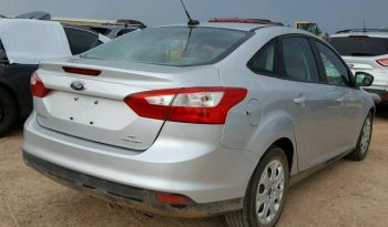 2012 FORD FOCUS SE On Pre Order US to Lagos @ full