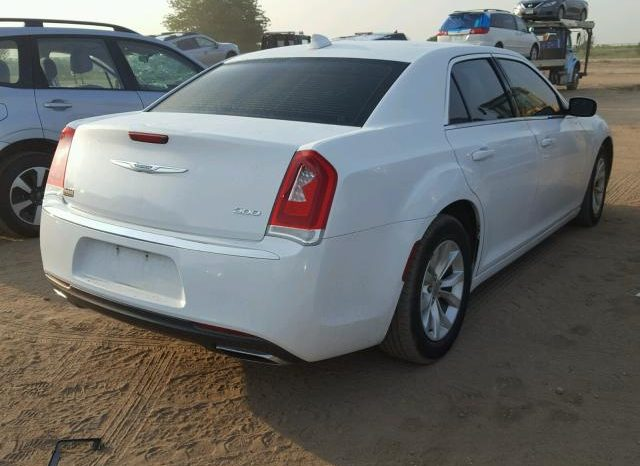 2015 CHRYSLER 300 LIMITED On Pre Order US to Lagos @ full