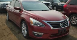 2015 NISSAN ALTIMA 2.5  On Pre Order US to Lagos @4.5m Call:08033720954