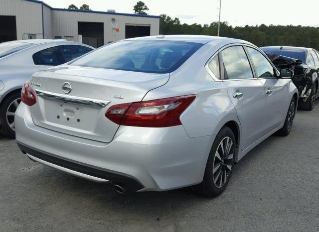 2018 NISSAN ALTIMA 2.5  On Pre Order US to Lagos @5.6m Call:080332720954 full