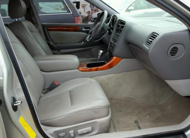 2005 LEXUS GS 300 For Sale On Pre Order US to Lagos @1.9m Call:08033720954 full