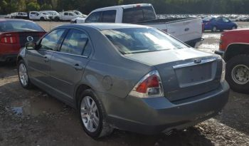 2006 FORD FUSION SEL On Pre Order US to Lagos @ full