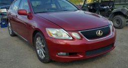 2006 LEXUS GS 300 For Sale On Pre Order US to Lagos @2m Call:08033720954
