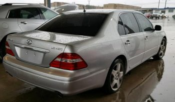 2006 LEXUS LS 430 For Sale On Pre Order US to Lagos @2.5m Call:08033720954 full