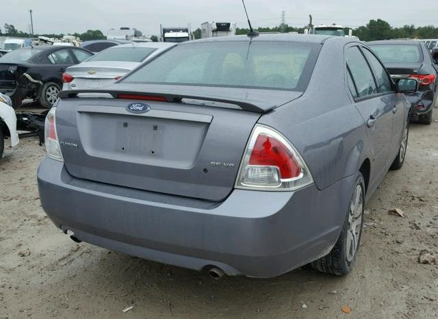 2007 FORD FUSION SE On Pre Order US to Lagos @ full