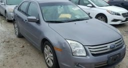 2007 FORD FUSION SE On Pre Order US to Lagos @