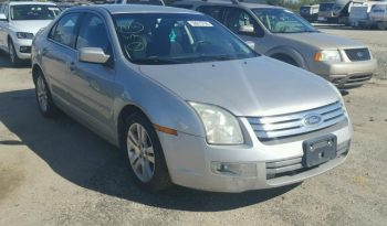 2007 FORD FUSION SEL On Pre Order US to Lagos @ full