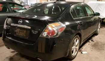 2007 NISSAN ALTIMA 3.5SE On Pre Order US to Lagos @1.5m Call:08033720954 full