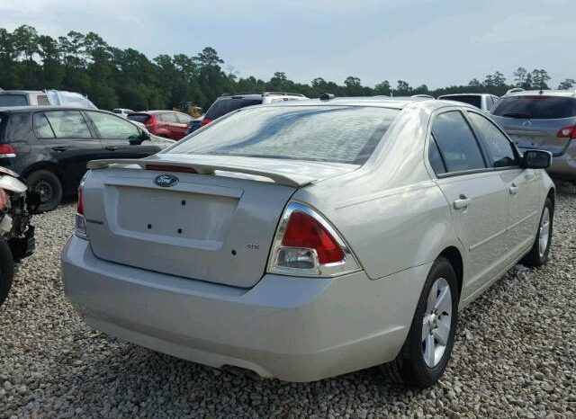 2008 FORD FUSION SE On Pre Order US to Lagos @ full