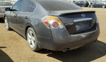 2008 NISSAN ALTIMA 3.5SE On Pre Order US to Lagos @ full