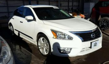 2013 NISSAN ALTIMA 3.5S On Pre Order US to Lagos @ full