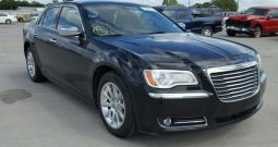 2014 CHRYSLER 300C On Pre Order US to Lagos @