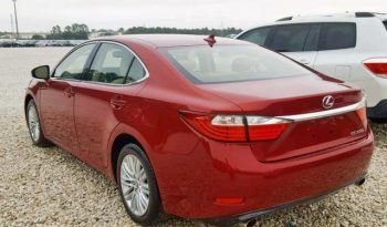 2014 LEXUS ES 350  On Pre Order US to Lagos @ full