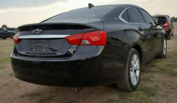 2015 CHEVROLET IMPALA LT  On Pre Order US to Lagos @ full