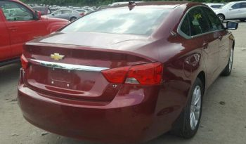 2017 CHEVROLET IMPALA LT  On Pre Order US to Lagos @ full