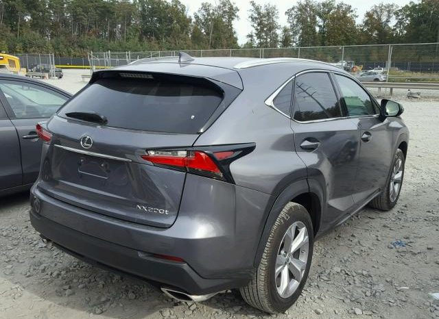 2017 LEXUS NX 200T For Sale On Pre Order US to Lagos @15m Call:08033720954 full