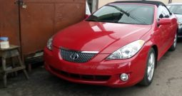 2005 TOYOTA SOLARA CONVERTIBLE For Sale On Ground @2.2m Call:08033720954